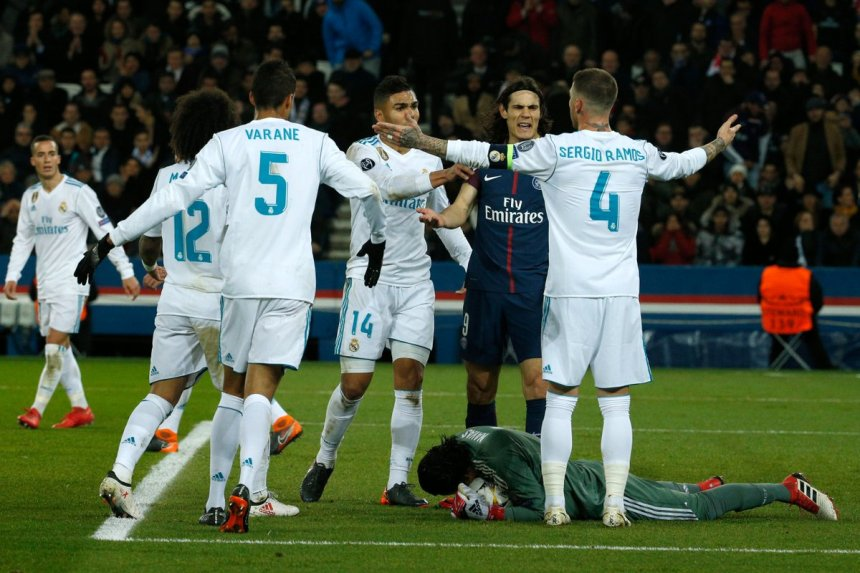Champions League Real Madrid Liverpool Through To Quarter Final