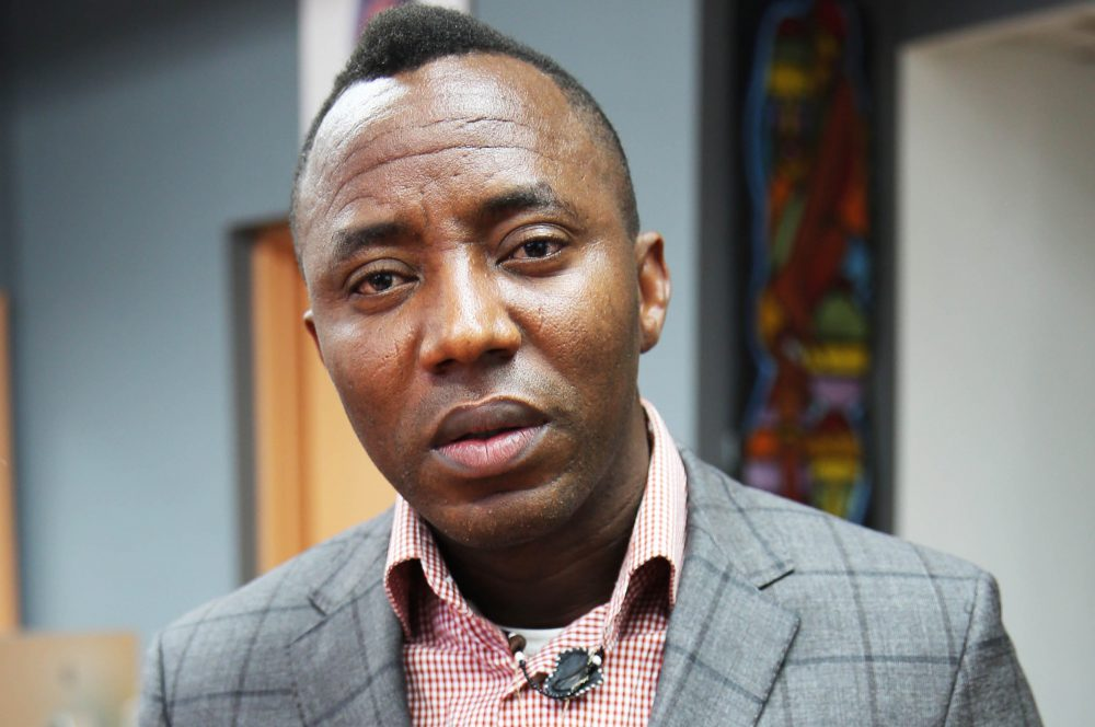 Lagos AAC rejects Sowore's removal as party chairman - Premium Times