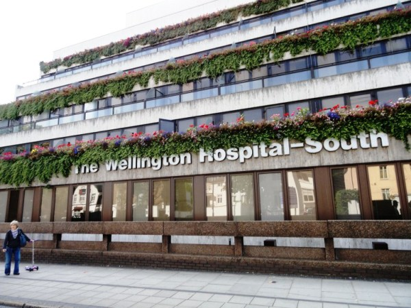 The Wellington Hospital [Photo Credit: panoramio.com]