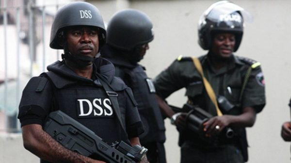 SSS Officials (Photo Credit: Guardian Nigeria)