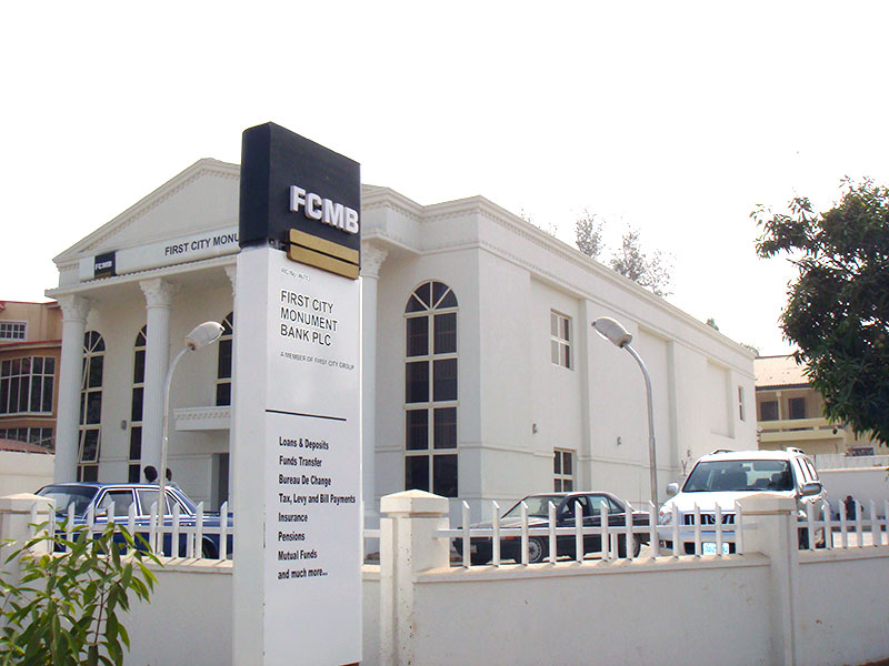 FCMB used to illustrate the story. [Photo credit: Eagle Construction Limited ECL Abuja]