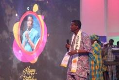 Pastor Adeboye @ Marathon Praise programme . Pictures by Segun Komolafe, CEO, SKENHANCED IMAGE VENTURES
