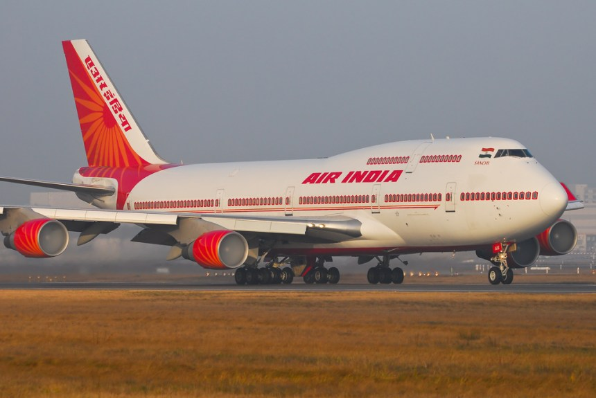 Air India (Photo Credit: Bhubaneswar Buzz)