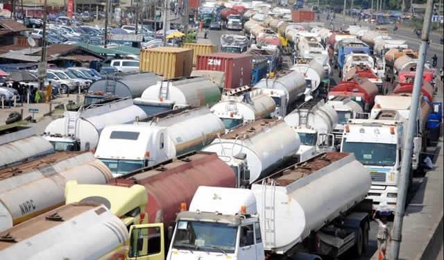 Image result for Apapa gridlock: Operation Total Enforcement begins