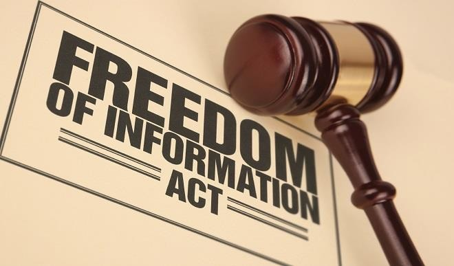 Freedom of Information Act (FoI). [Photo credit: Daily Trust]