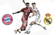 Bayern Vs Real Madrid