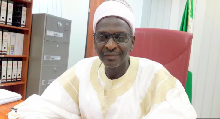 Another senator, Mustapaha Bukar, is dead
