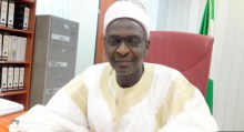 Bukar Mustapha, the senator representing Katsina North. [Photo credit: Daily Post]