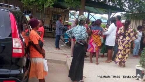 Health workers' strike