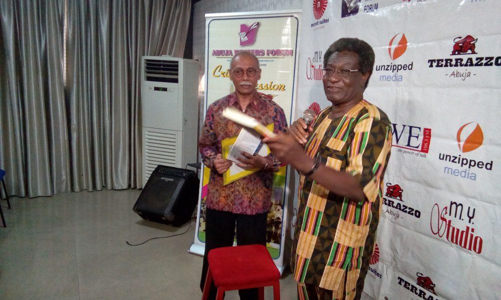 Umrah Banner: Indonesian Ambassador Thrills Abuja Writers At Literary