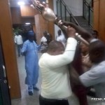 How thugs stole Senate maze during plenary