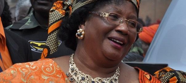 Former Malawi President, Joyce Banda