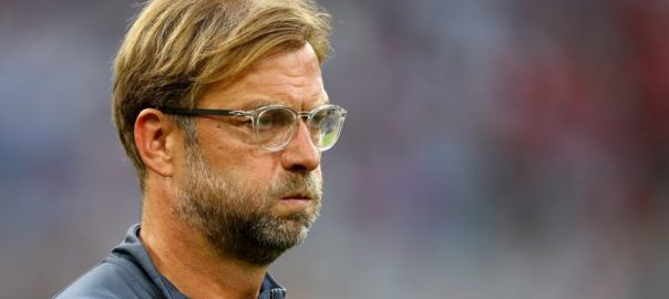 Liverpool manager, Jurgen Klopp [Photo Credit: goal.com]