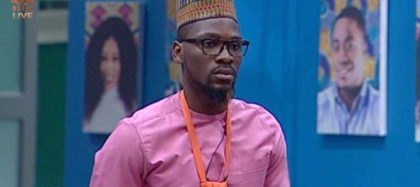 Tobi in the Big Brother House