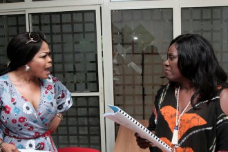 "Ini Edo, Nkem Owoh, Patience Ozokwor star in new film ""Chief Daddy"""