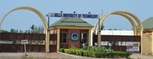 Main Gate of Bells University of Technology