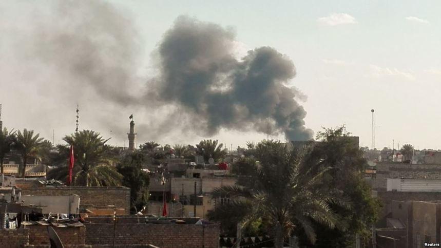 Four killed, 15 injured in Baghdad bomb blast