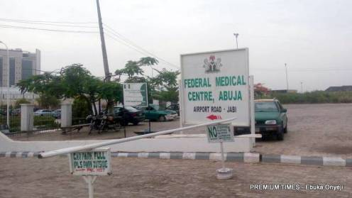 Federal Medical Centre, Abuja.