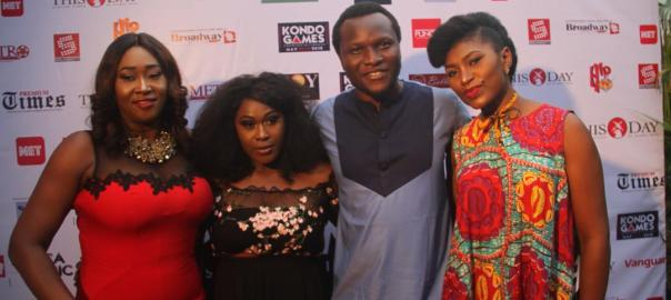 Jide Kosoko, Uche Jombo, Cossy Orjiakor, others at Kondo Game premiere