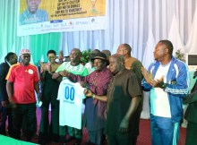 Bayelsa honours Samson Siasia