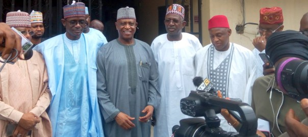 Picture of Baraje led nPDP and APC deputy chairman north