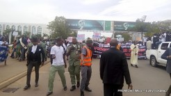 Christians Protest Mass Killings