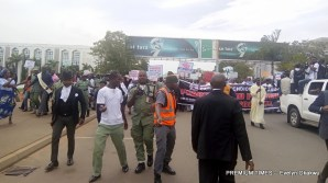 Christians Protest Mass Killings
