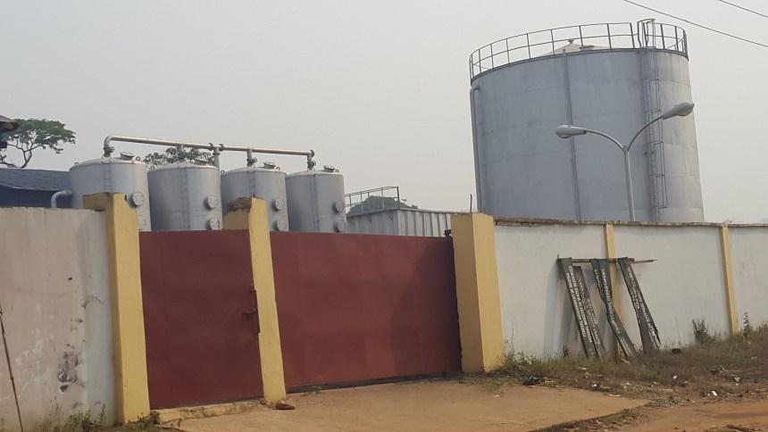 Ipetu-Ijesha mini-water scheme