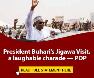 Jigawa Visit Advert