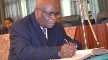 Justice Walter Samuel Nkanu Onnoghen, Chief Justice of Nigeria (CJN) [Photo Credit: The Guardian]