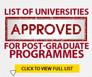 NUC approved UNi Advert