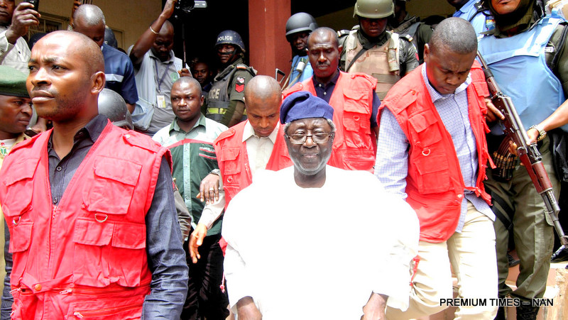 EFCC arraigns former Gov. Jonah Jang in Jos
