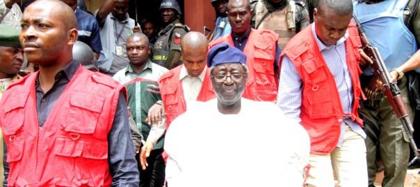 EFCC arraigns former Gov. Jonah Jang in Jos
