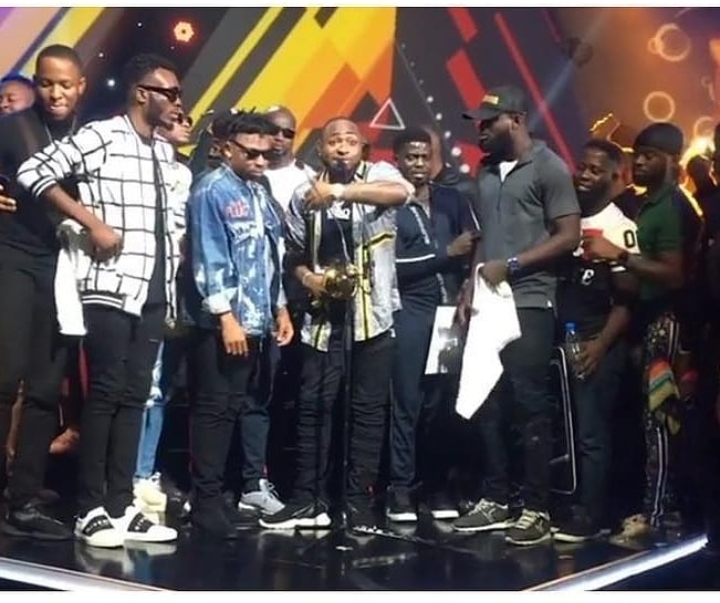 Headies: Davido, Simi, Wizkid win most awards - Premium Times Nigeria