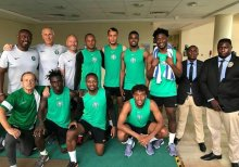 Iwobi, Onazi, others hit Eagles camp