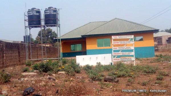 The skill acquisition centre