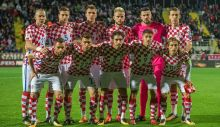 Croatia Team for Russia 2018