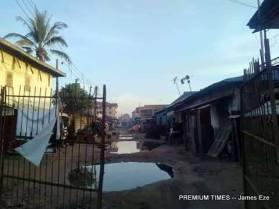 omuma road