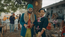screenshot from Foreign by Falz and Simi