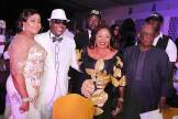 Sir Shina Peters Celebrates 60th birthday party in Lagos