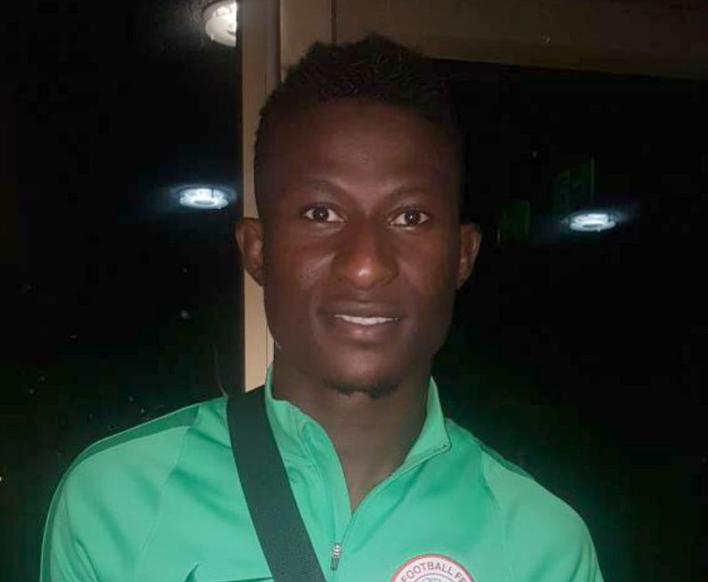 PROFILE: Usman Mohammed: Scorer of Nigeria's wonder goal against Atletico Madrid
