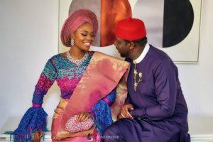 Zainab Balogun and Dikko Nwachukwu
