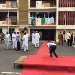 APC National Secretariat in Abuja