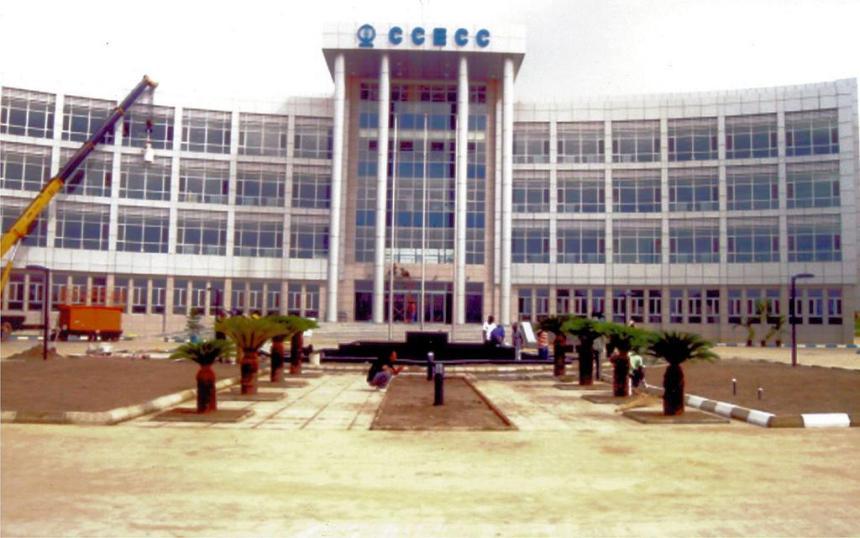CCECC Headquaters in Abuja.