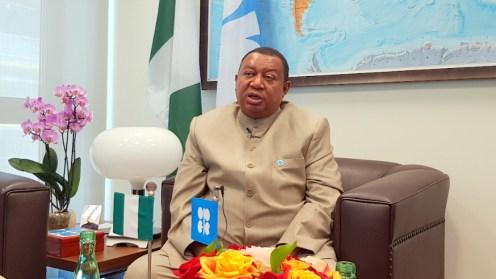 Secretary-General of OPEC, Muhammad Barkindo
