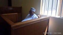 Joshua Dariye in Court