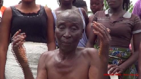 Mother of Abiri Jones