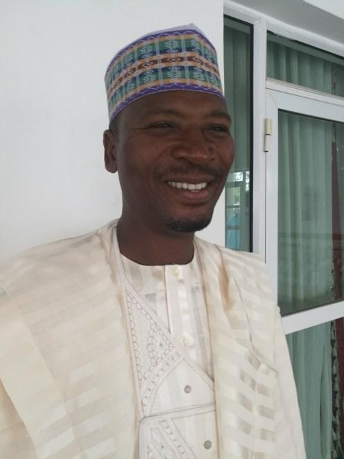 Mr. Muhammed Saba Usman, DG N-power, Niger state