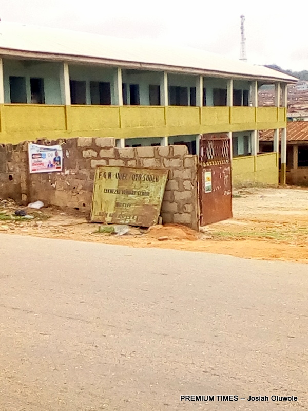 Ebenezer School Ibadan