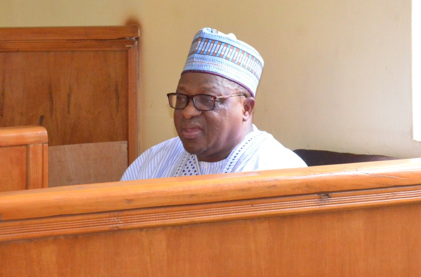 Image result for senator Joshua Dariye